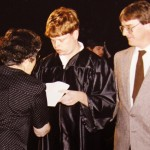 Aaron at Graduation 1997