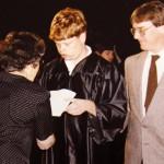 Aaron at Graduation 1997