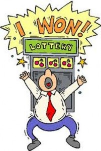 Being able to communicate is like winning the lottery.